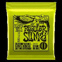 Струны для гитары Ernie Ball 2221 Regular Slinky для электрогитары