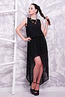 Платье 1600 черный