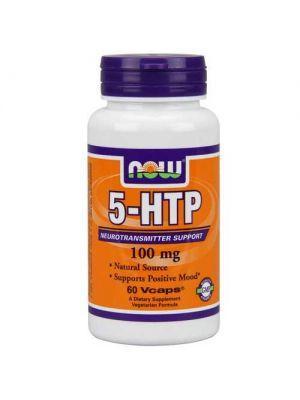 NOW Foods 5 - HTP 100mg 60 caps