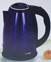Дисковый чайник Greenchef KT-18L Blue