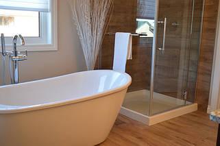 Для душевых кабин, ванных и туалетных комнат