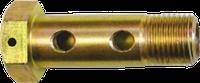 Болт поворотного угольника двойной BB 14/2 (упаковка)