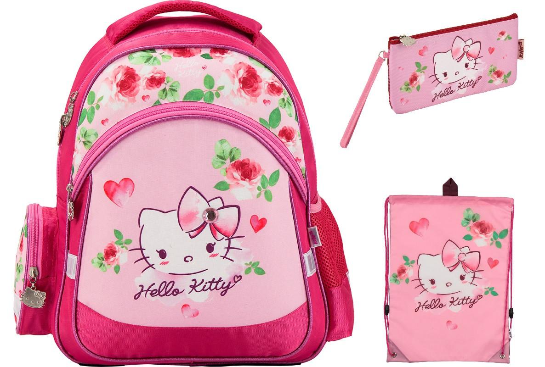 Пеналы и рюкзаки hello kitty женские дорожные сумки недорого