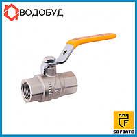 SD Forte кран шаровый PN 40 1/2 РГГ газ