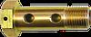 Болт поворотного угольника двойной BB 16/2 (упаковка)