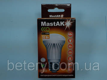 Світлодіодна лампа Mastak MUS05WE ( 6,5 W LED R50 230V 2700K E27 )