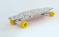Лонгборд фрирайд пластиковый Penny, фото 1