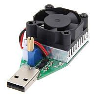 USB разрядка нагрузка 3.7-13 В, 0,15-3 А, 15 Вт, фото 1