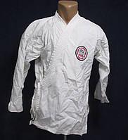 Кимоно карате GO-KAN_RYU, 170, Cotton, Отл сост!