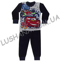 Детская пижама Автодром на рост 86-92 см - Интерлок