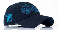 Брендовая бейсболка Always Темно-синий
