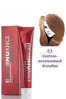 Nuance - Крем-краска с керамидами, витаминами 8.3 - светло-золотистый русый