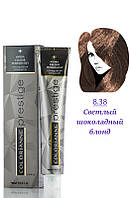 Brelil Colorianne Prestige Краска д/волос № 8/38  светлый шоколадный блонд  100 мл