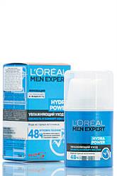 Loreal Men Expert - Уход Увлажняющий - Hydra Power для мужчин