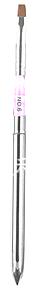 Кисть для геля № 6 металлический корпус