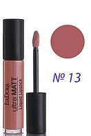 Isadora - Помада Матовая для губ - Ultra Matt Liquid Lipstick - 13