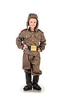 Детский костюм Танкист, рост 110 -140 см