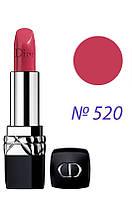 Christian Dior - Помада для губ - Rouge Dior - №520
