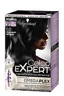 Color Expert - краска для волос № 1 - чёрный