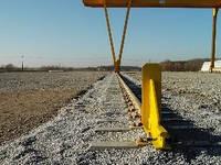 Монтаж и демонтаж подкрановых путей