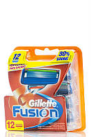 Gillette - Fusion - Картридж сменный для бритья