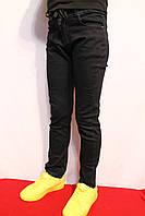 Черные весенние мальчуковые джинсы. Возростная группа от 110 до 140см. Фирма-Taurus. Венгрия.