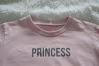 Детская хлопковая пижама для девочек PRINCESS