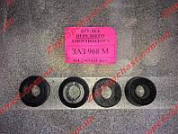 Втулки передних амортизаторов заз 965, 968М (к-кт 4шт)