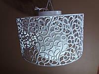 Люстра потолочная на 1 один плафона 1694, фото 1
