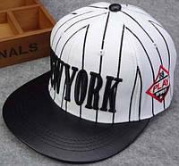 Фирменная бейсболка, кепка New York