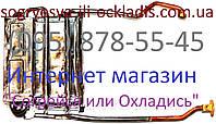 Теплообменник газовой, турбированной колонки Selena SE-3, код сайта 0668