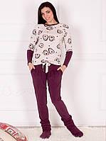 Пижама женская со штанами 516 ТМ Роксана