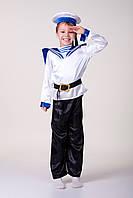 Детский костюм Моряк, рост 120 -130 см