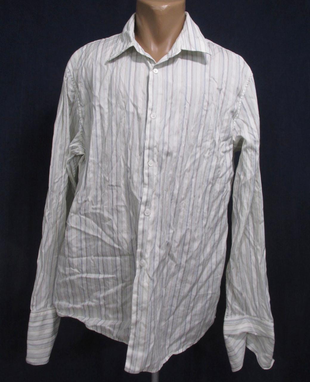 Рубашка CALVIN Klein, XL, Cotton, Отл сост!