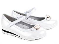Туфли на девочку  31-37 W.niko А777-9 white