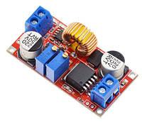 Стабилизатор понижающий XL4015 DC CC/CV 6-38В - 1.25-36В, 0-5А