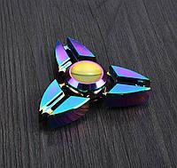 Игрушка - антистресс Hand Spinner (Спиннер) Градиент 10 металлический