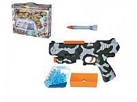 Игрушечный лазерный пистолет s1a гидрогель в коробке 38*19*5см
