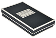 Нож для писем черный 170мм (стар. 618)  (Оі) сталь Dalvey D00743., фото 2