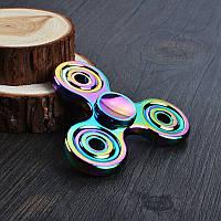 Игрушка - антистресс Hand Spinner (Спиннер) Градиент 9 металлический