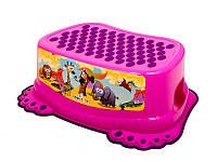 Детская подставка табурет safari антискользящая