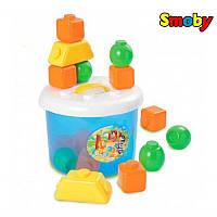 Кубики развивающие Smoby 211150