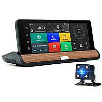 Навигатор планшет Phisung V 50, видеорегистратор Андроид, 3G, GPS навигатор, камера заднего вида, Car Assist