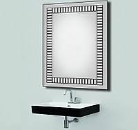Зеркало с лэд LED подсветкой настенное d16 600х800 мм
