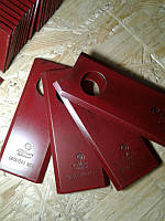 Нож польской роторной косилки ACV Germany ( original)