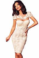 Плаття   White Flowery