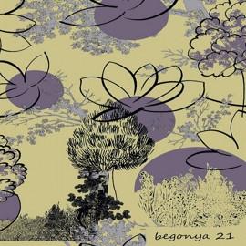 Ткань для штор Begonya 21