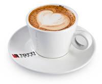 Чашка с блюдцем TOTTI CAFFE капучино 150 мл