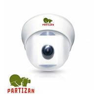 Миниатюрная AHD камера Partizan CDM-236SM HD v3.0, 1 Mpix