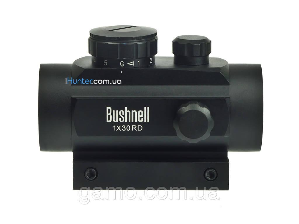 Коллиматорный прицел Bushnell 1x30 RD